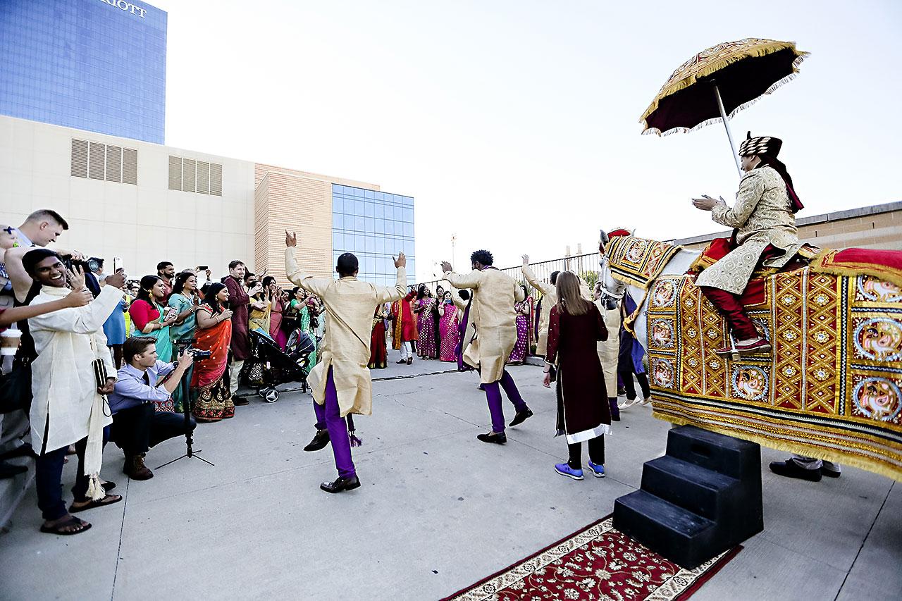 Joie Nikhil JW Marriott Indian Wedding 149