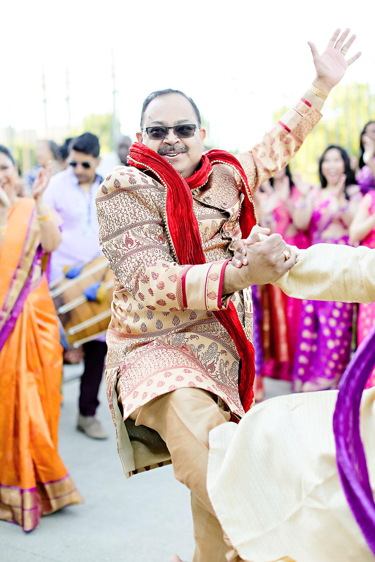 Joie Nikhil JW Marriott Indian Wedding 147