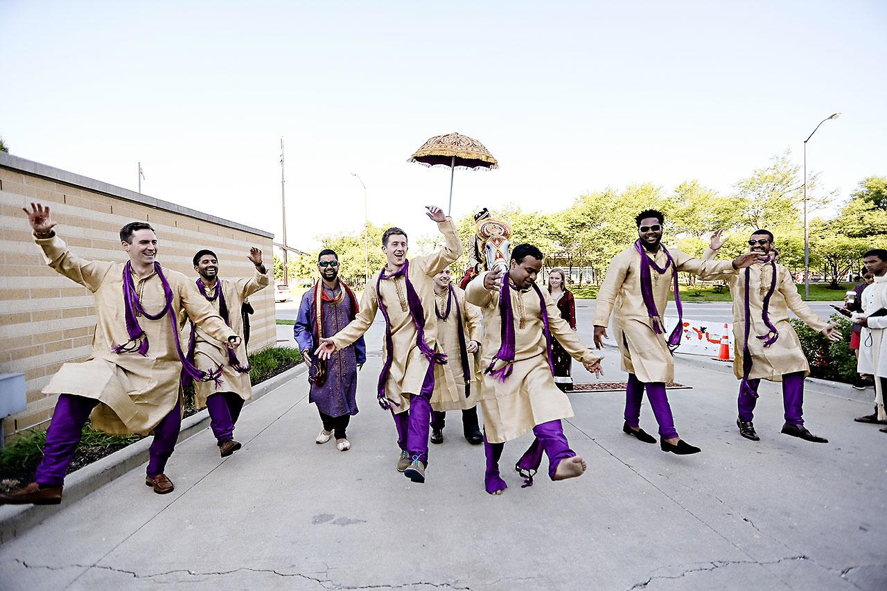 Joie Nikhil JW Marriott Indian Wedding 143