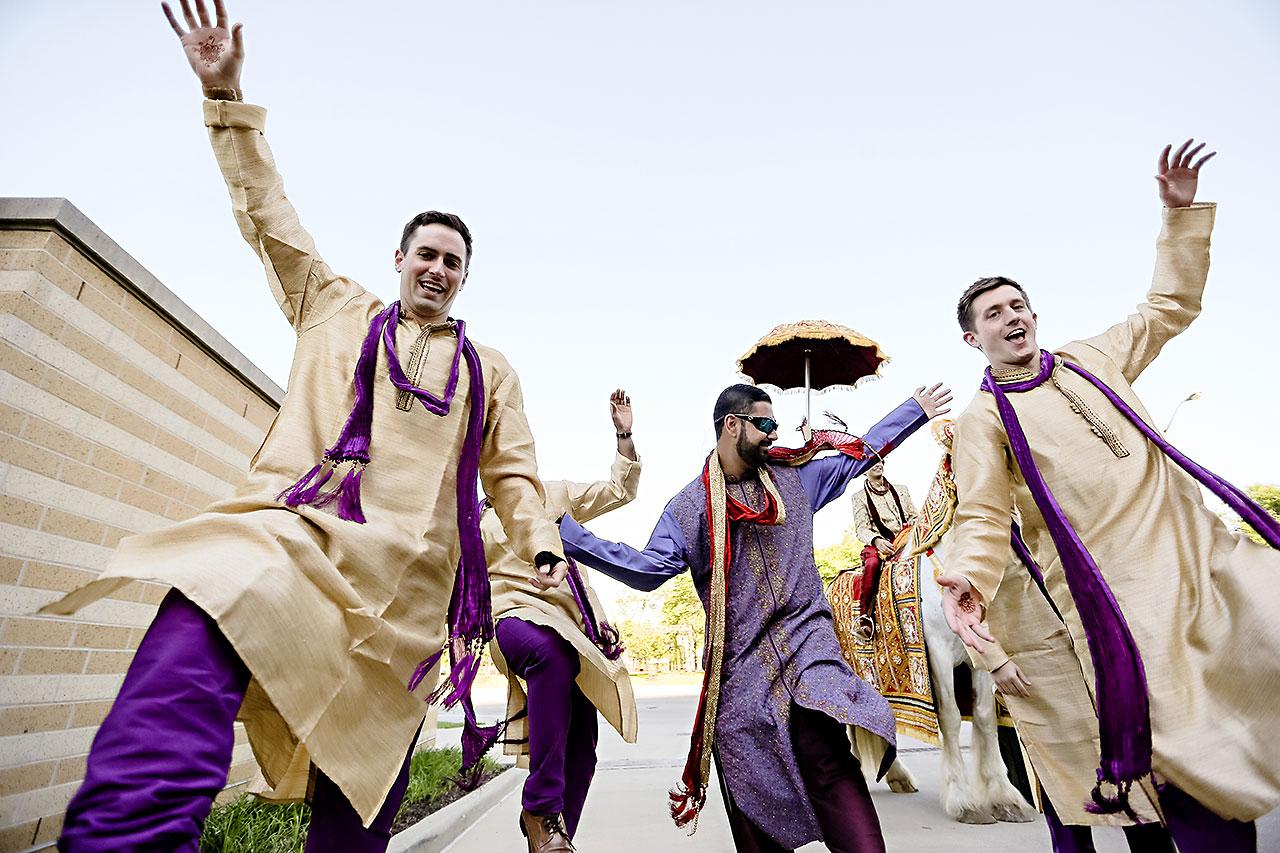 Joie Nikhil JW Marriott Indian Wedding 144