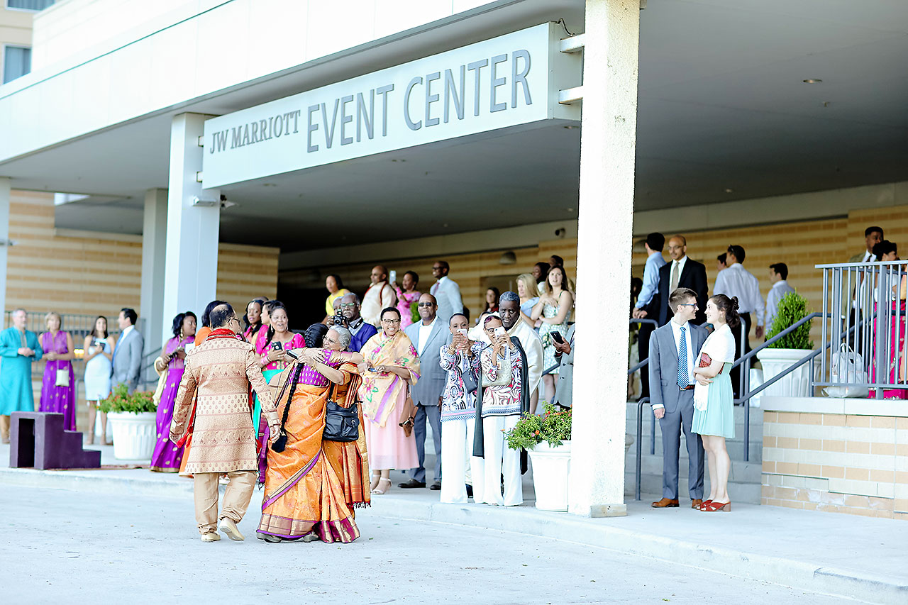 Joie Nikhil JW Marriott Indian Wedding 141