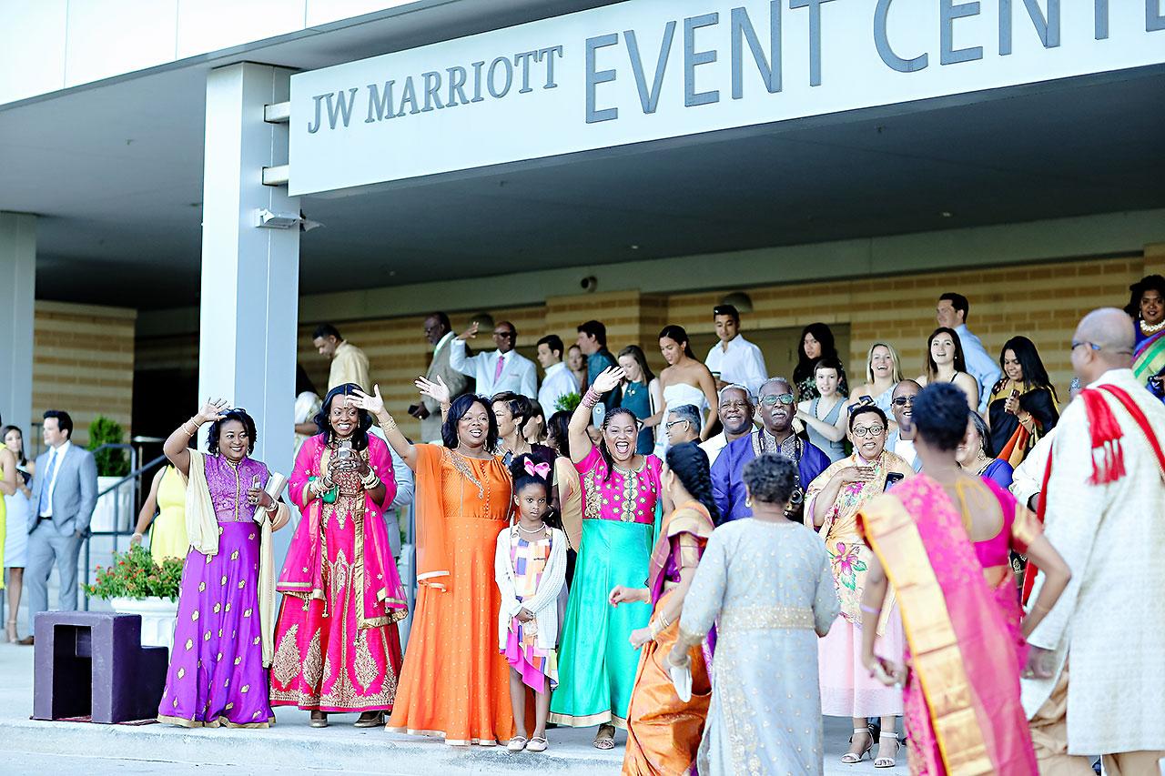 Joie Nikhil JW Marriott Indian Wedding 142