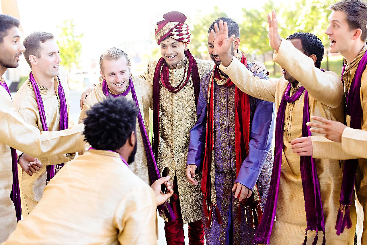 Joie Nikhil JW Marriott Indian Wedding 138