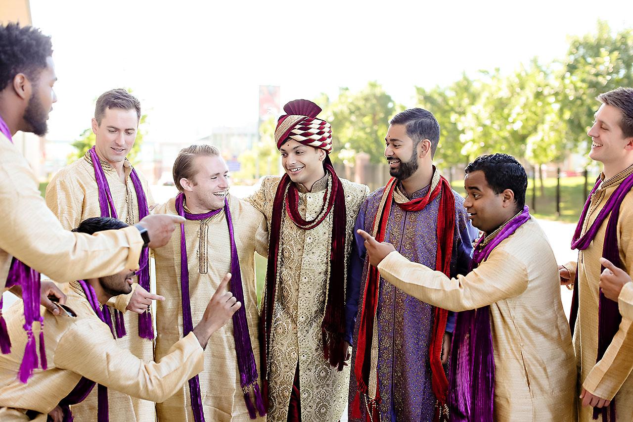 Joie Nikhil JW Marriott Indian Wedding 136