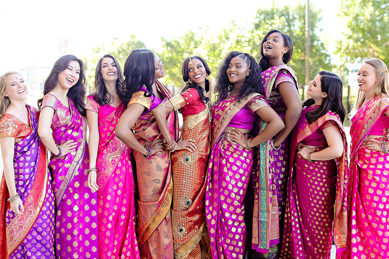 Joie Nikhil JW Marriott Indian Wedding 137