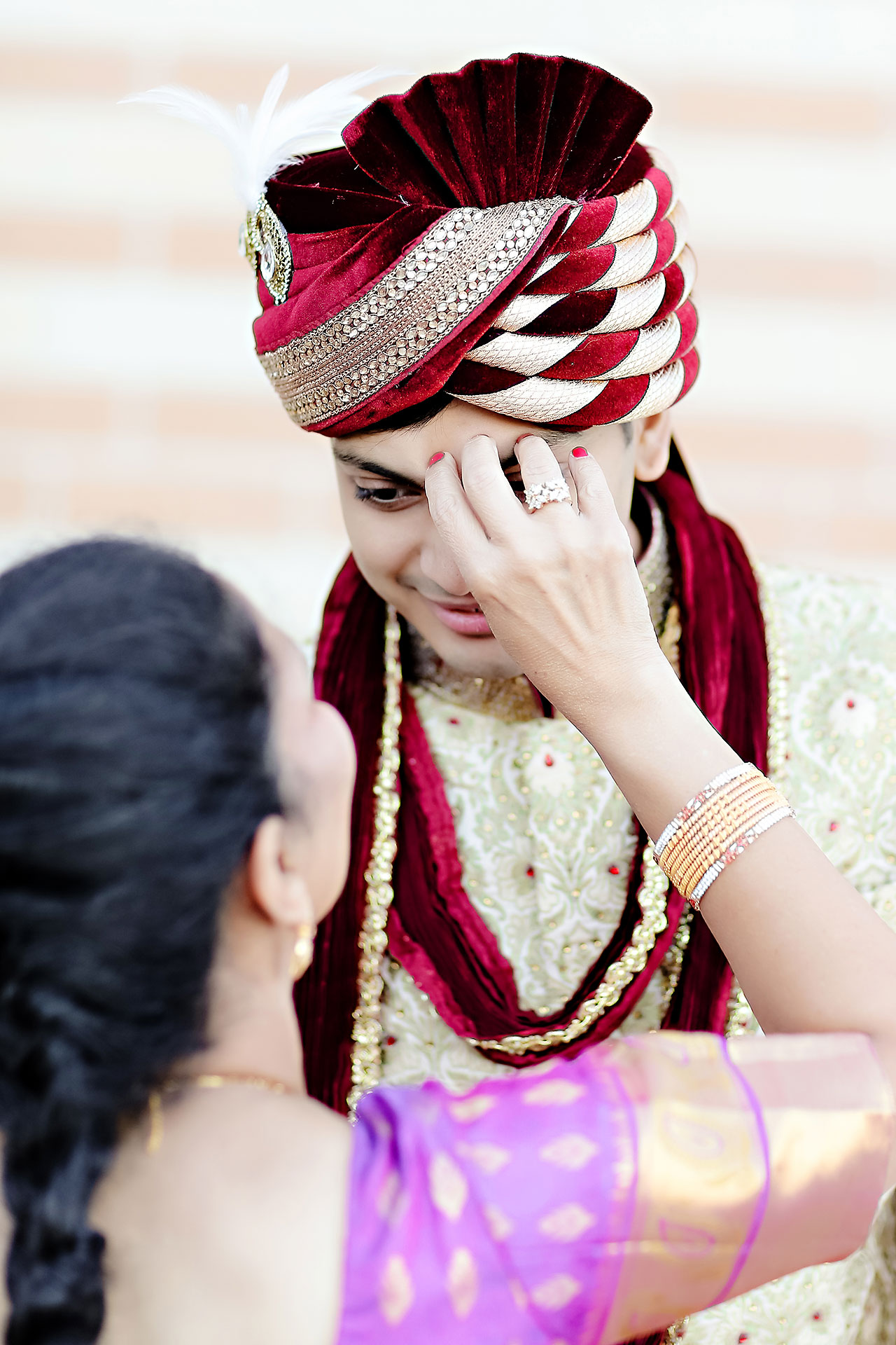 Joie Nikhil JW Marriott Indian Wedding 134
