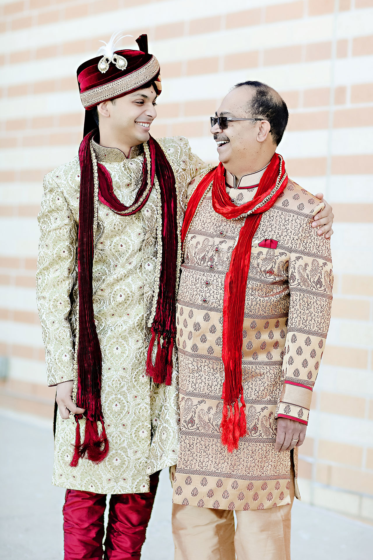 Joie Nikhil JW Marriott Indian Wedding 131