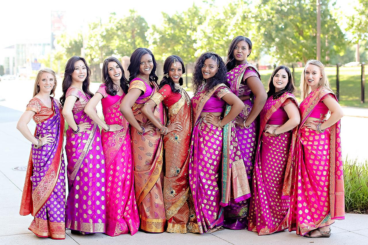 Joie Nikhil JW Marriott Indian Wedding 112