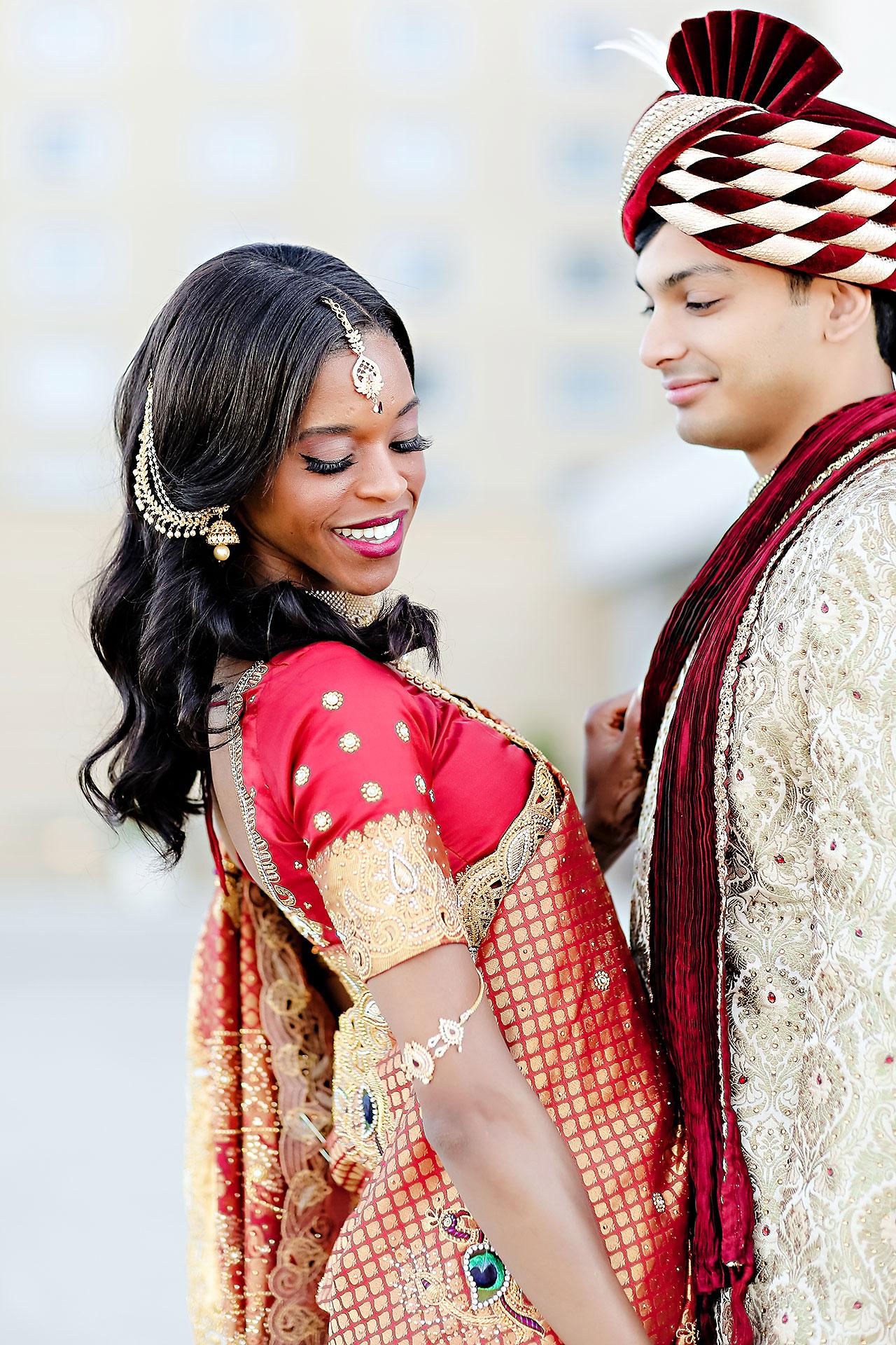 Joie Nikhil JW Marriott Indian Wedding 109