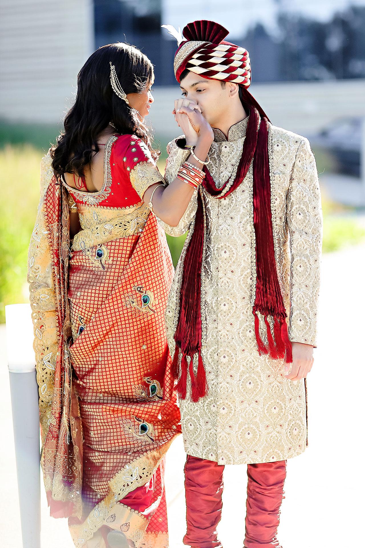 Joie Nikhil JW Marriott Indian Wedding 106