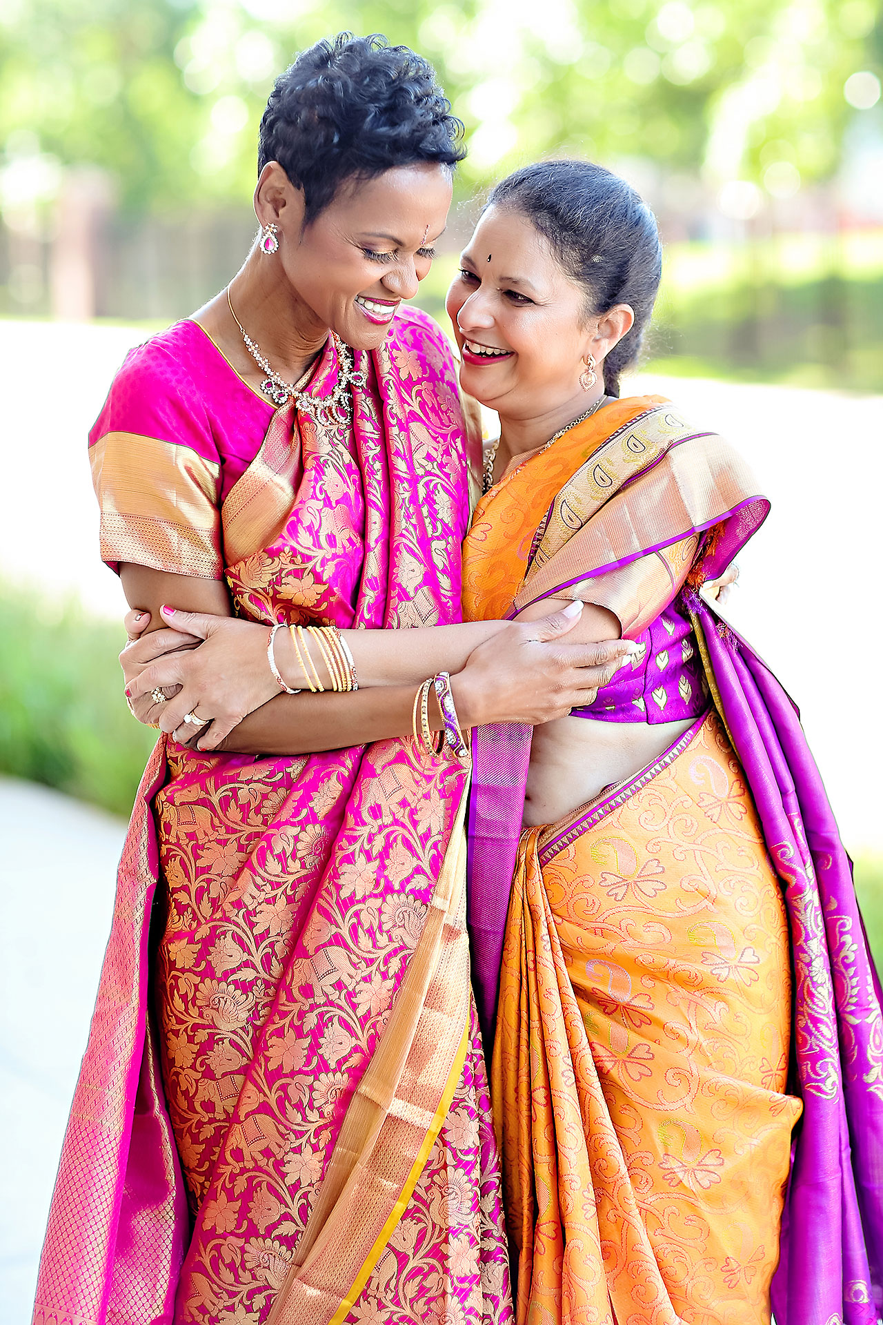 Joie Nikhil JW Marriott Indian Wedding 104