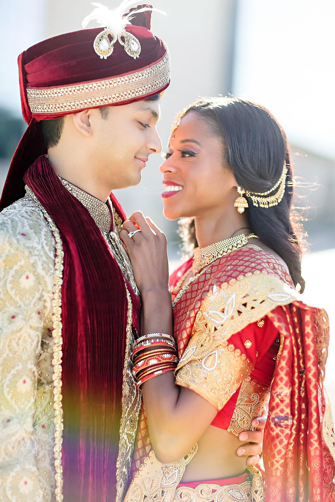 Joie Nikhil JW Marriott Indian Wedding 101