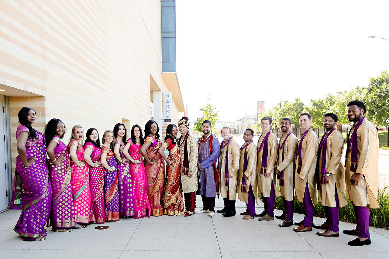Joie Nikhil JW Marriott Indian Wedding 094