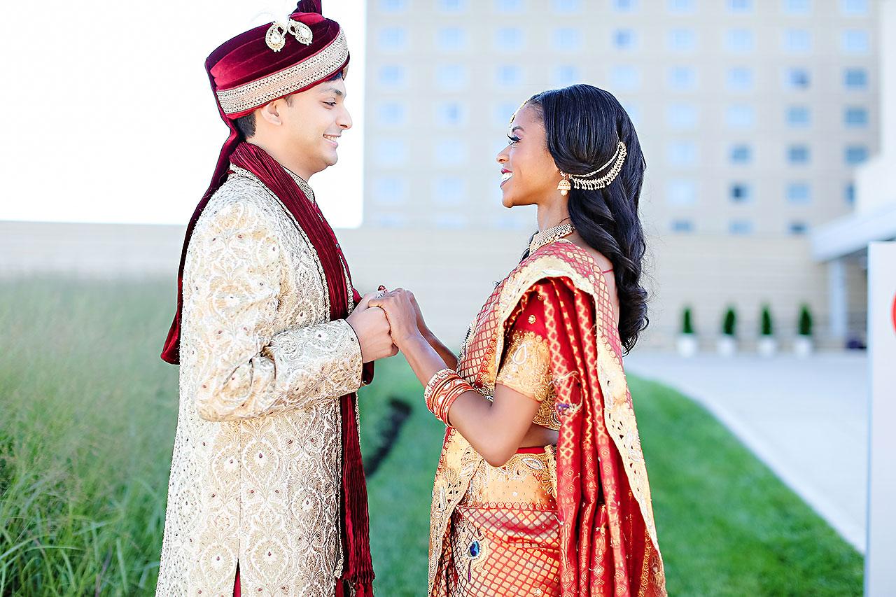 Joie Nikhil JW Marriott Indian Wedding 093