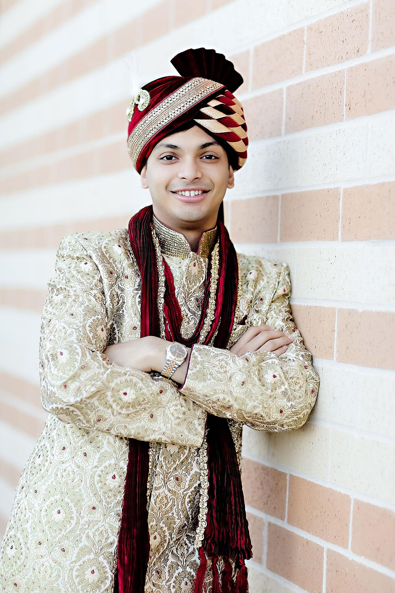 Joie Nikhil JW Marriott Indian Wedding 083