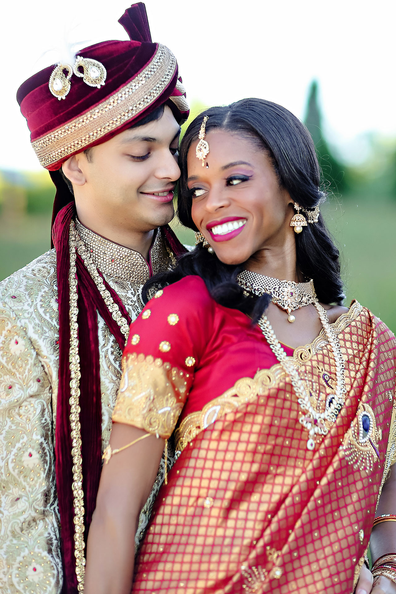 Joie Nikhil JW Marriott Indian Wedding 081