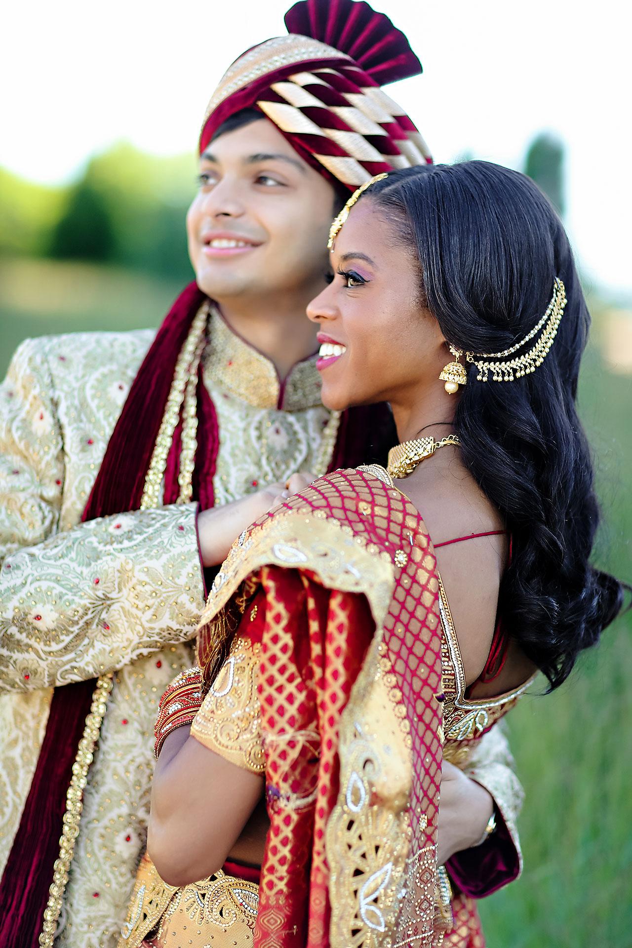 Joie Nikhil JW Marriott Indian Wedding 053