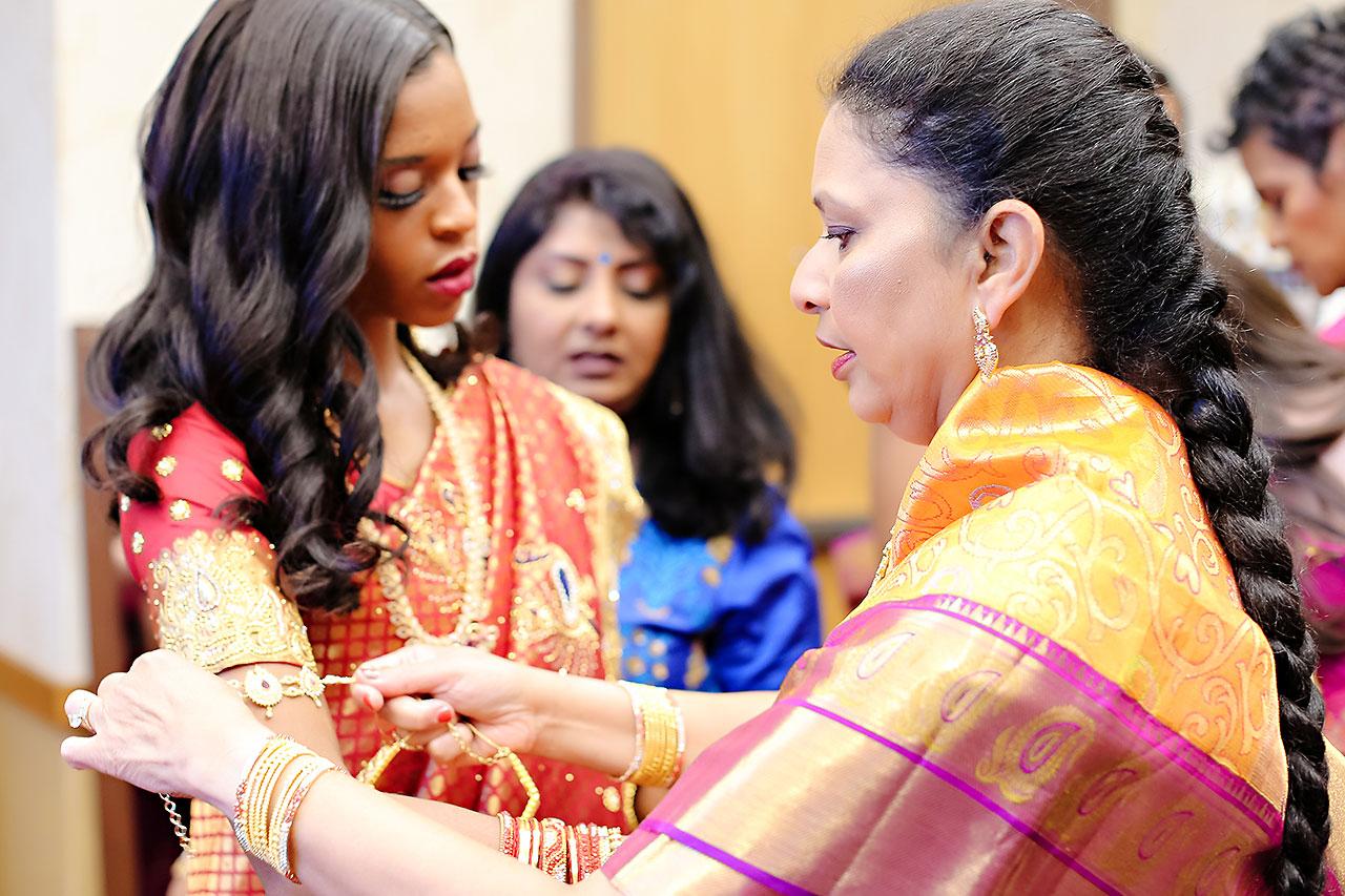 Joie Nikhil JW Marriott Indian Wedding 027