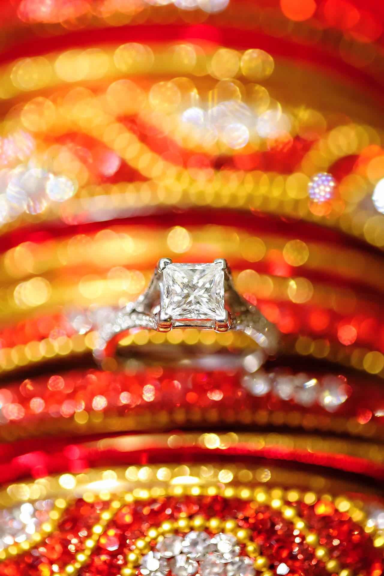 Joie Nikhil JW Marriott Indian Wedding 007