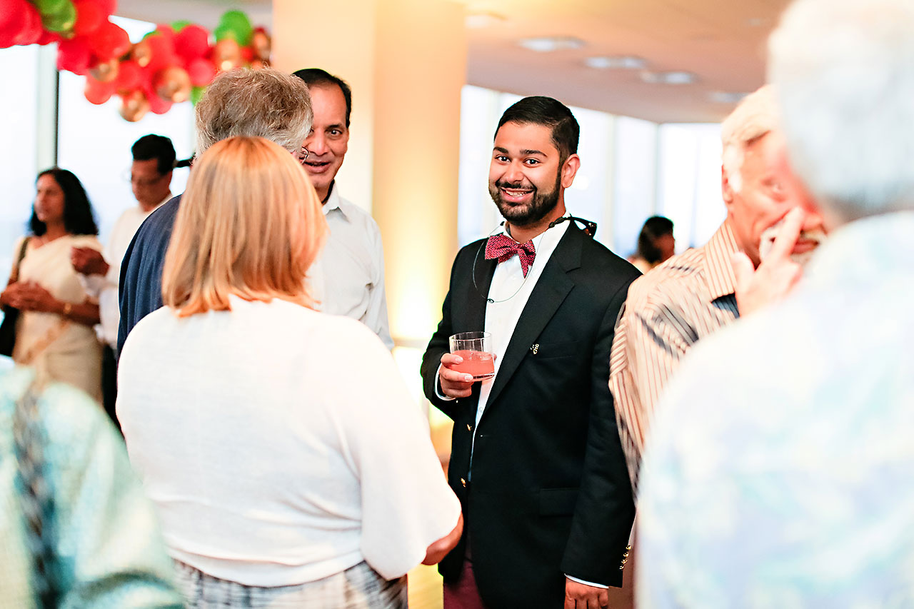 Joie Nikhil DAmore Indianapolis Welcome Party 249
