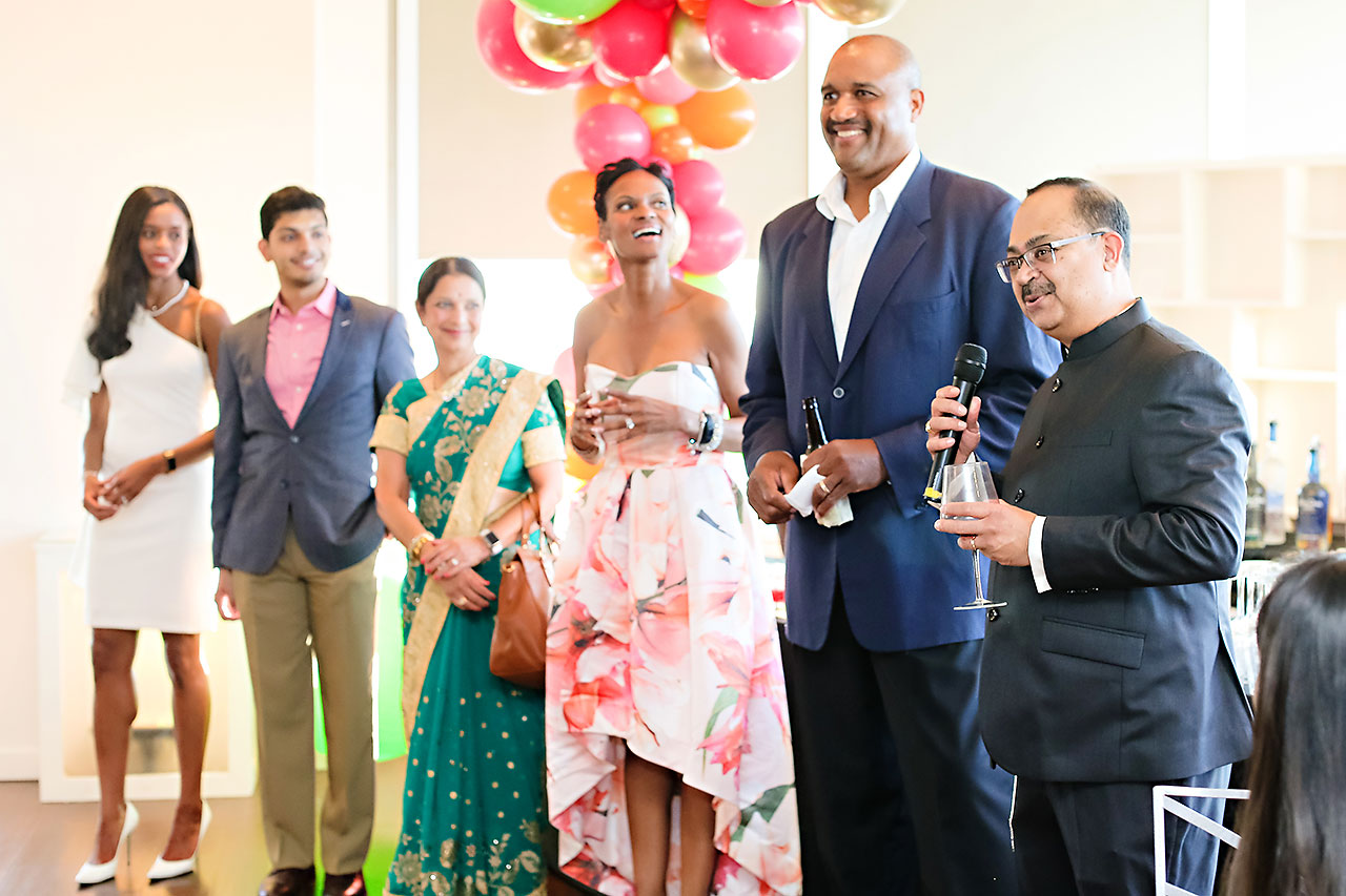 Joie Nikhil DAmore Indianapolis Welcome Party 215