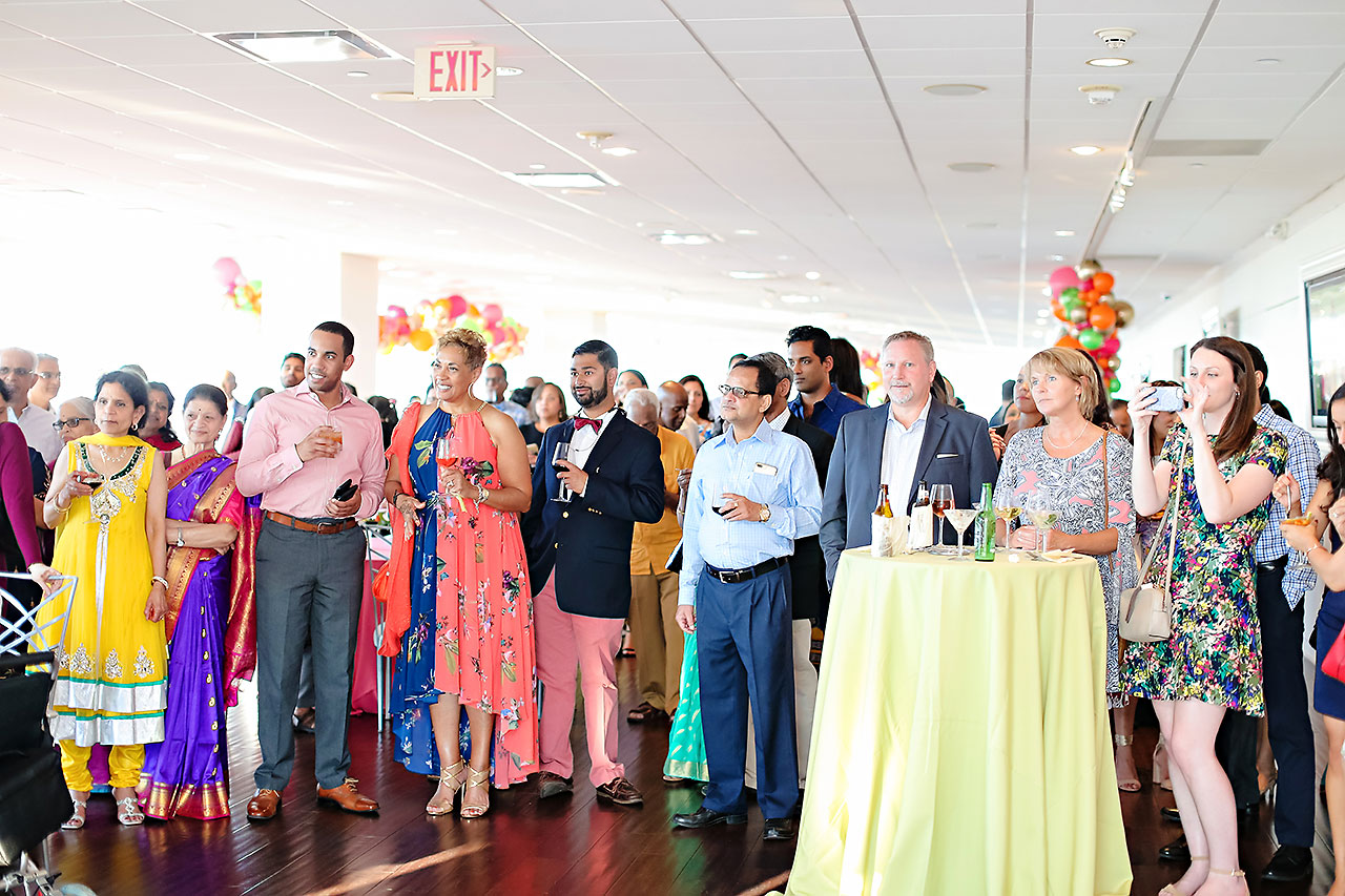 Joie Nikhil DAmore Indianapolis Welcome Party 214
