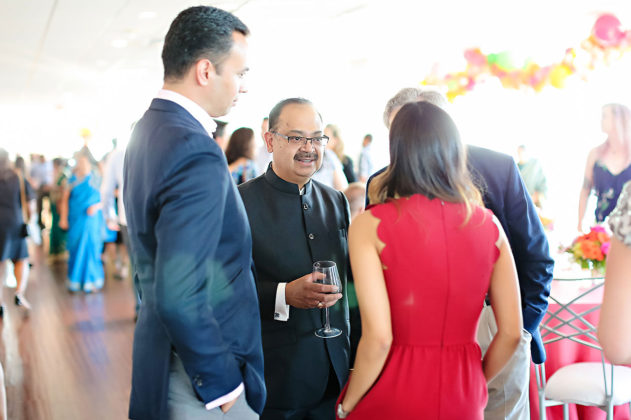 Joie Nikhil DAmore Indianapolis Welcome Party 196