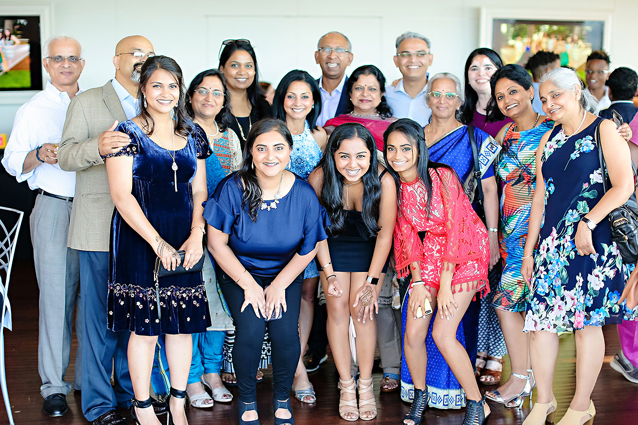 Joie Nikhil DAmore Indianapolis Welcome Party 183