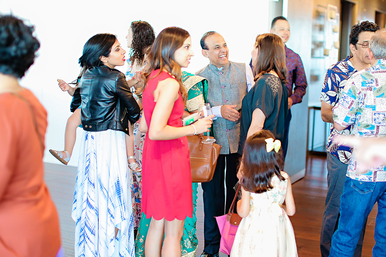 Joie Nikhil DAmore Indianapolis Welcome Party 156