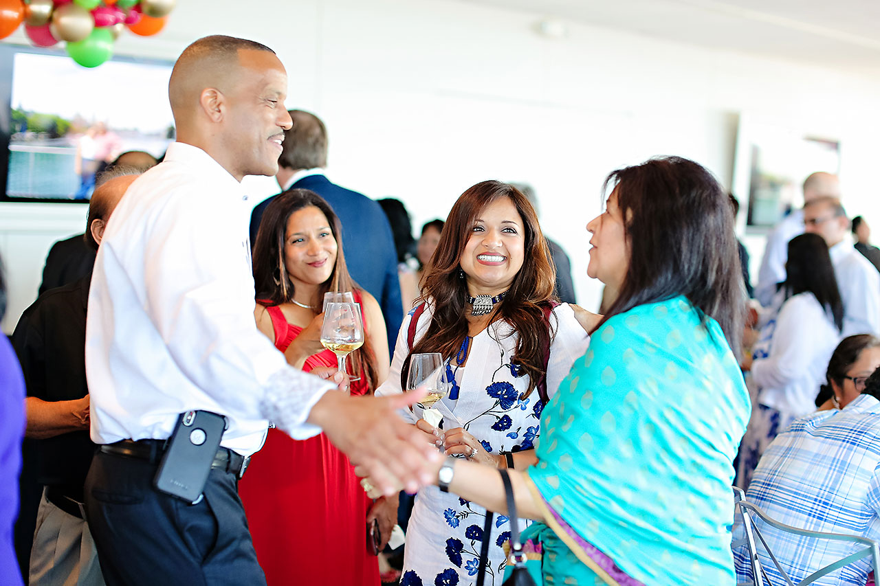 Joie Nikhil DAmore Indianapolis Welcome Party 155