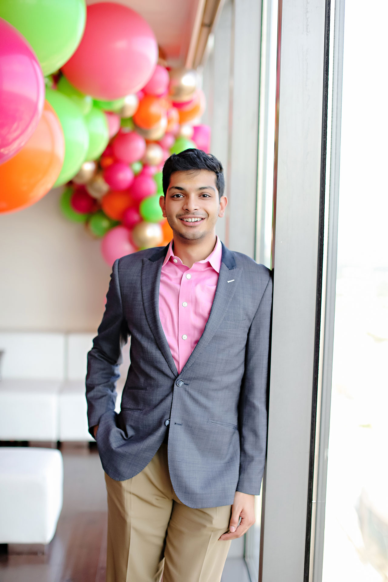 Joie Nikhil DAmore Indianapolis Welcome Party 067