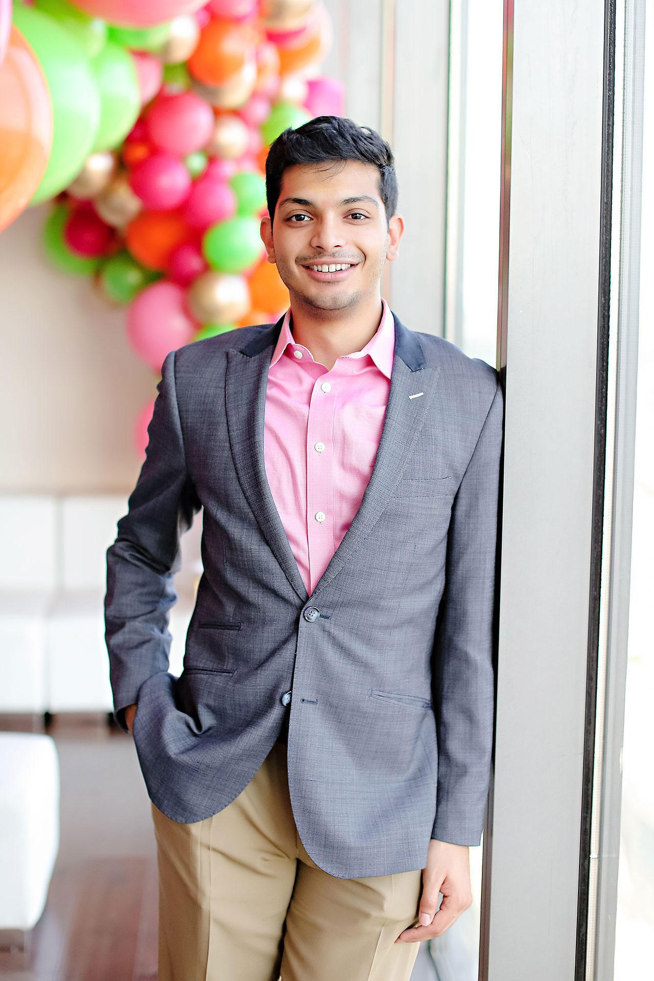 Joie Nikhil DAmore Indianapolis Welcome Party 053