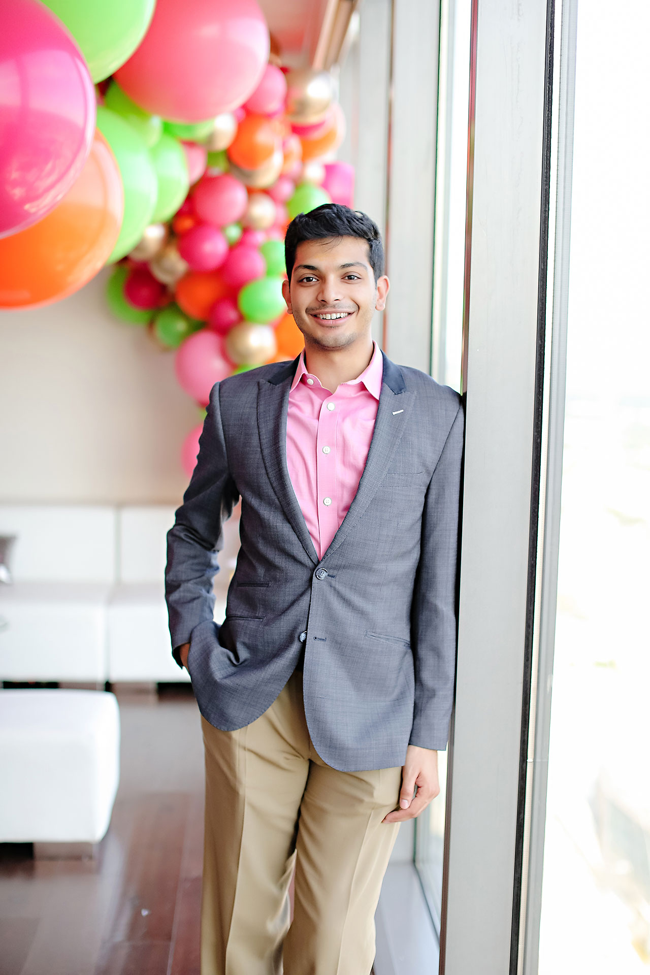 Joie Nikhil DAmore Indianapolis Welcome Party 048