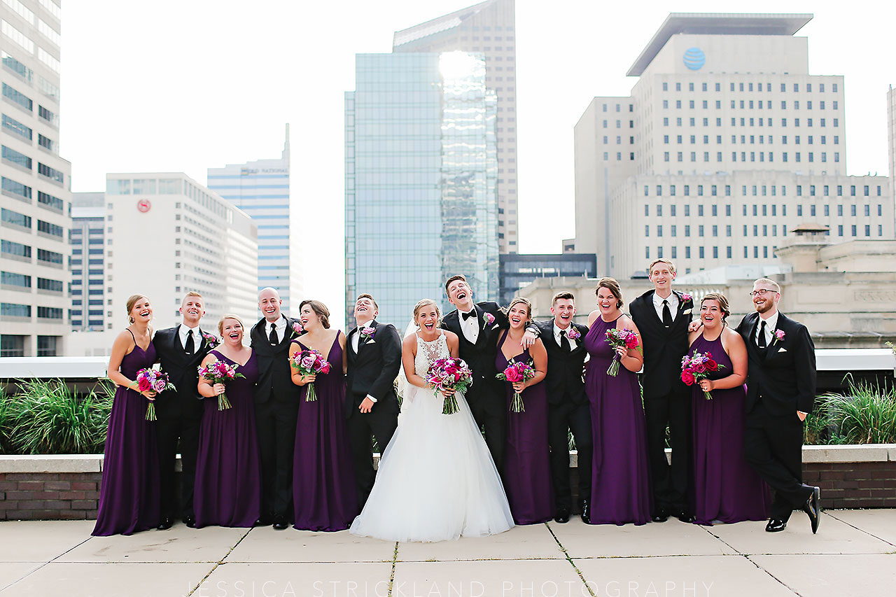 Serra Alex Regions Tower Indianapolis Wedding 237 watermarked