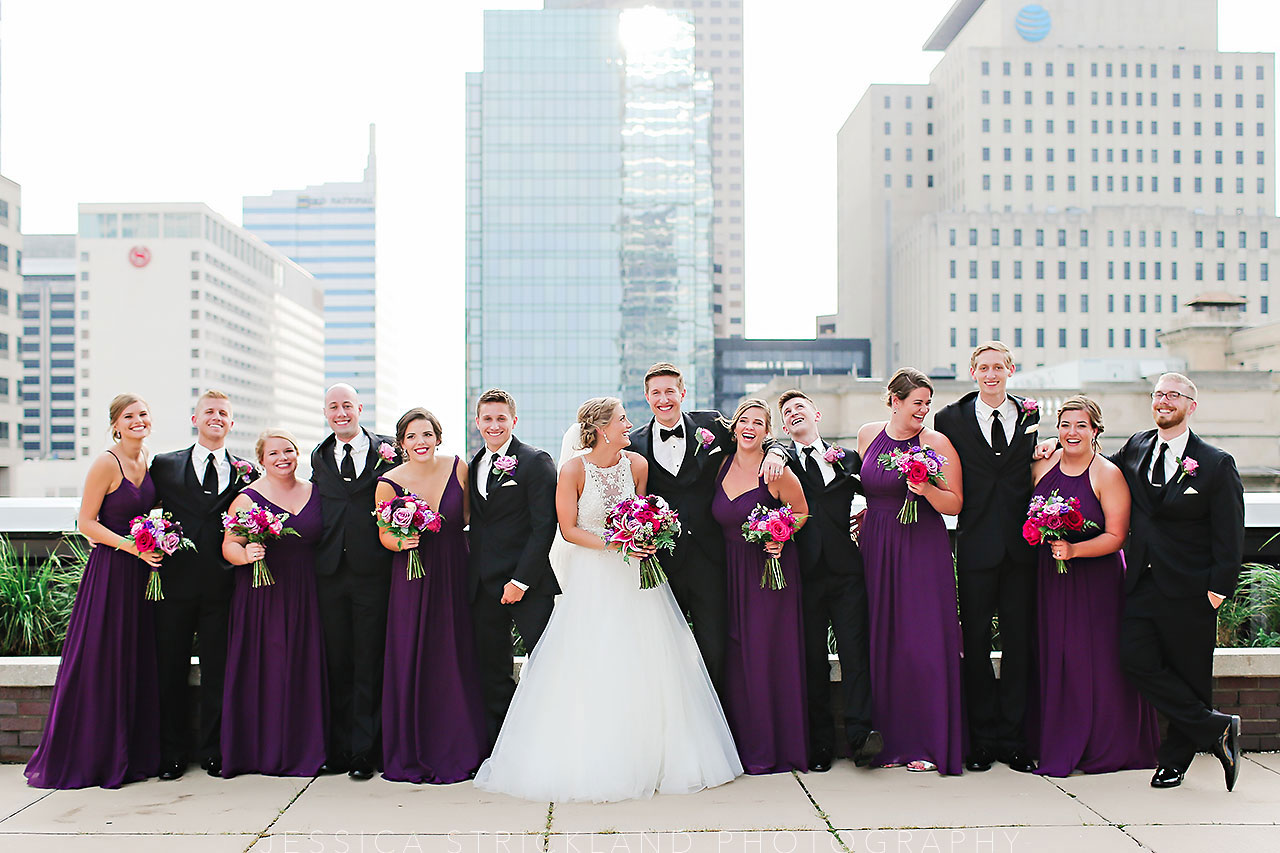 Serra Alex Regions Tower Indianapolis Wedding 225 watermarked