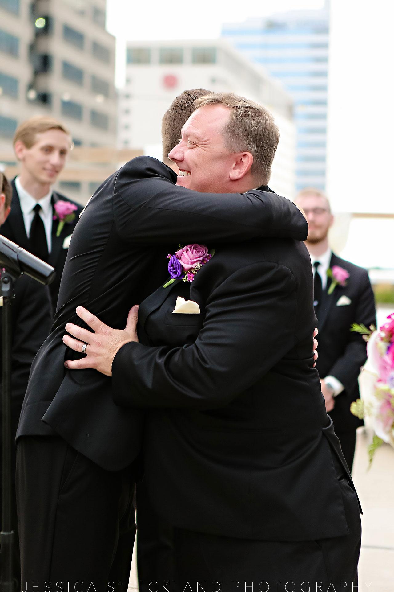 Serra Alex Regions Tower Indianapolis Wedding 158 watermarked
