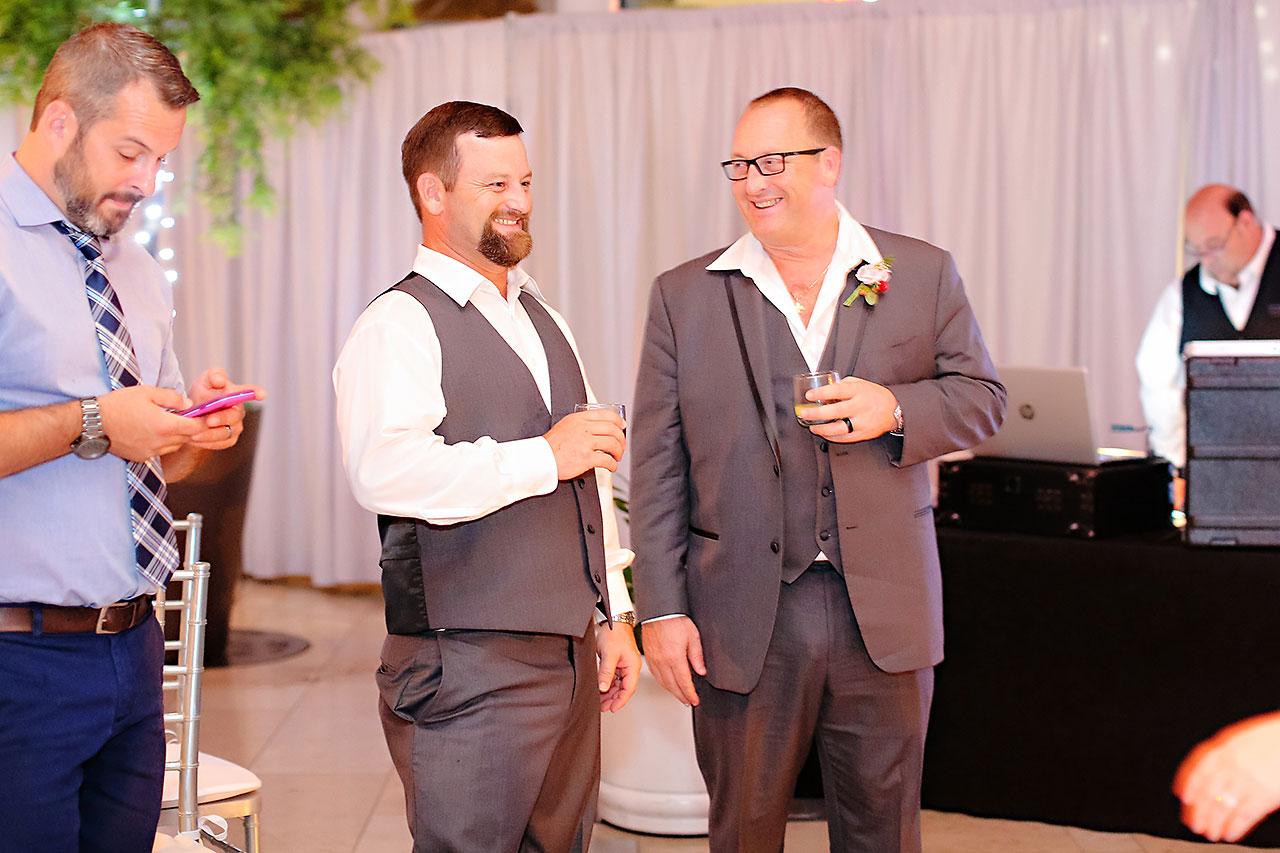 Erin John Artsgarden Indianapolis Wedding 412