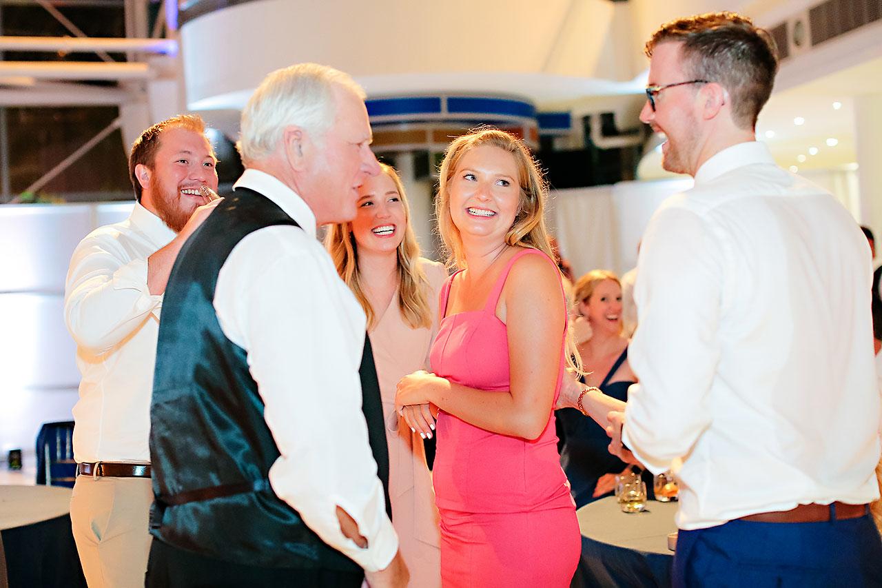 Erin John Artsgarden Indianapolis Wedding 398