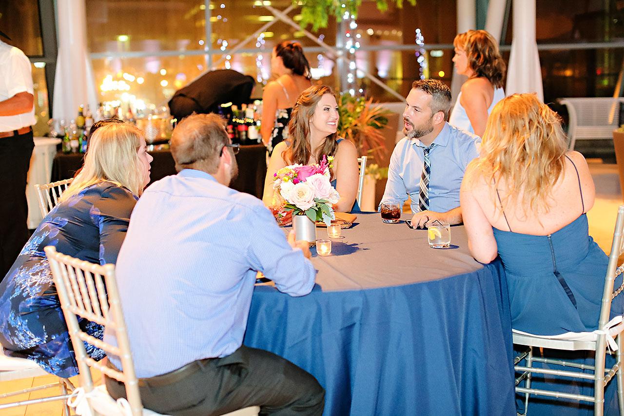 Erin John Artsgarden Indianapolis Wedding 399