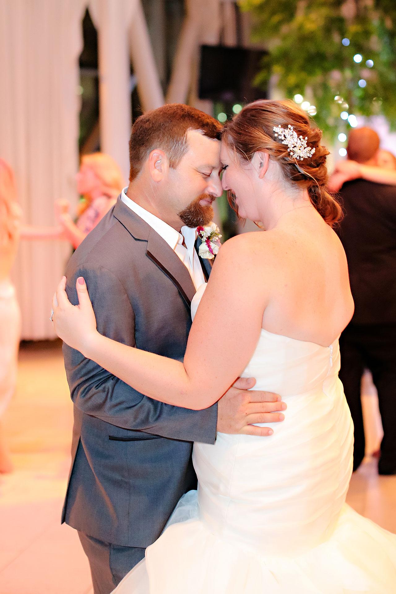 Erin John Artsgarden Indianapolis Wedding 396