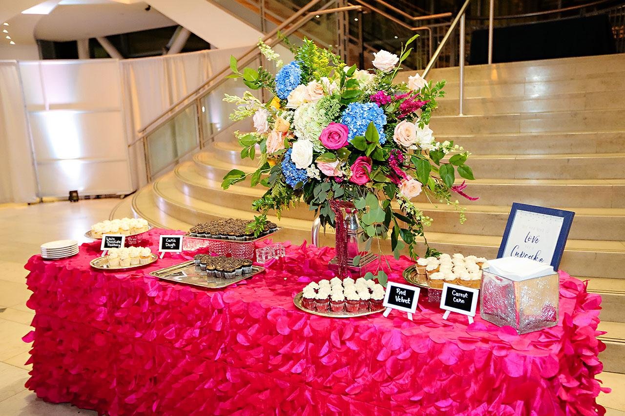 Erin John Artsgarden Indianapolis Wedding 393