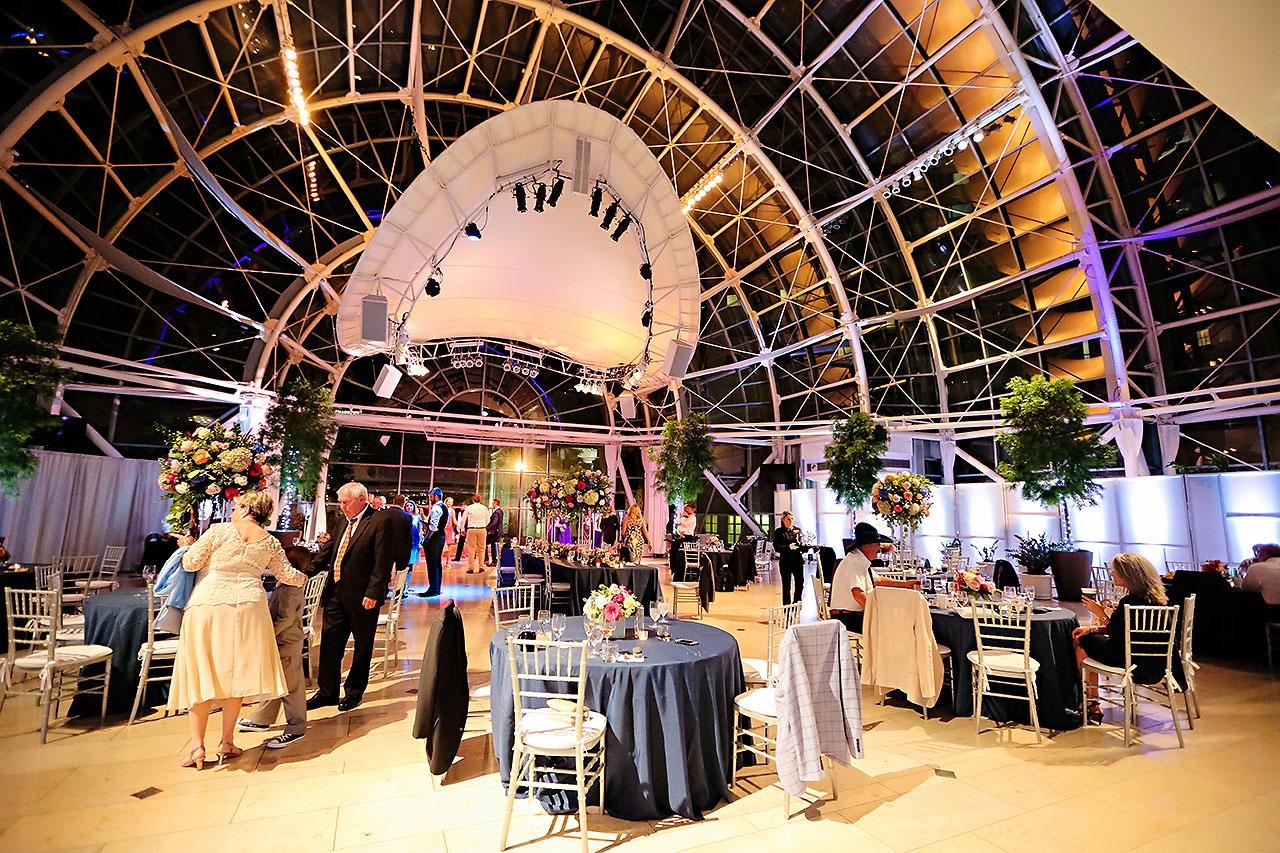 Erin John Artsgarden Indianapolis Wedding 380