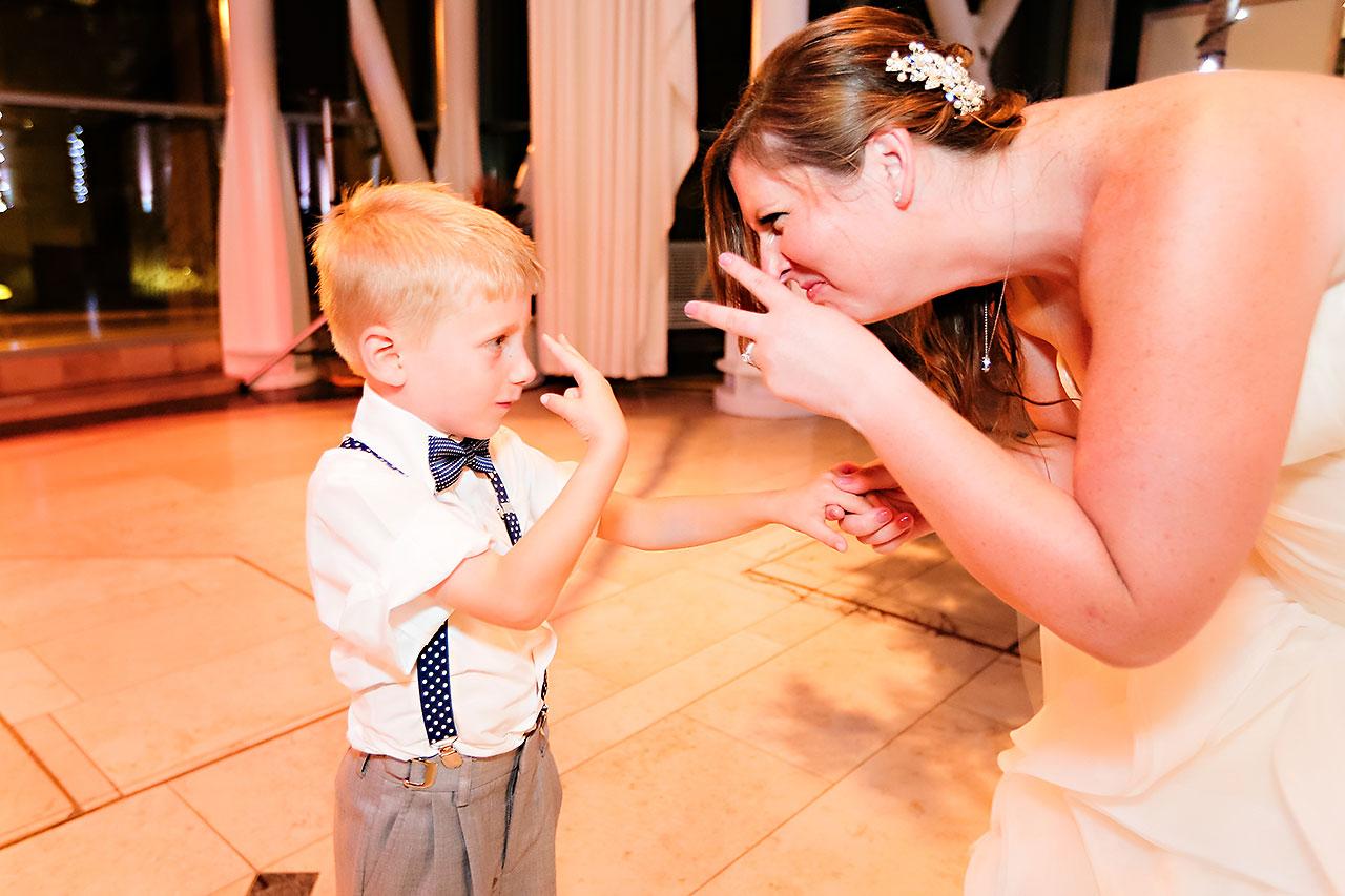 Erin John Artsgarden Indianapolis Wedding 372
