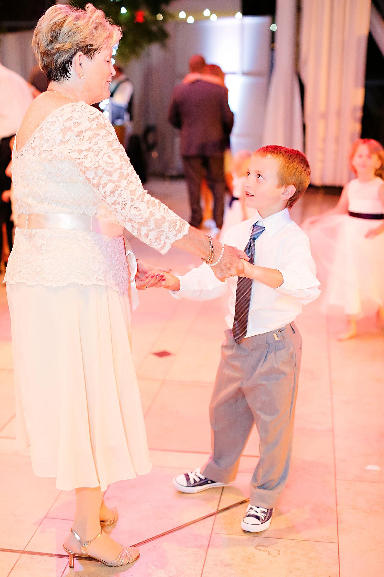 Erin John Artsgarden Indianapolis Wedding 371