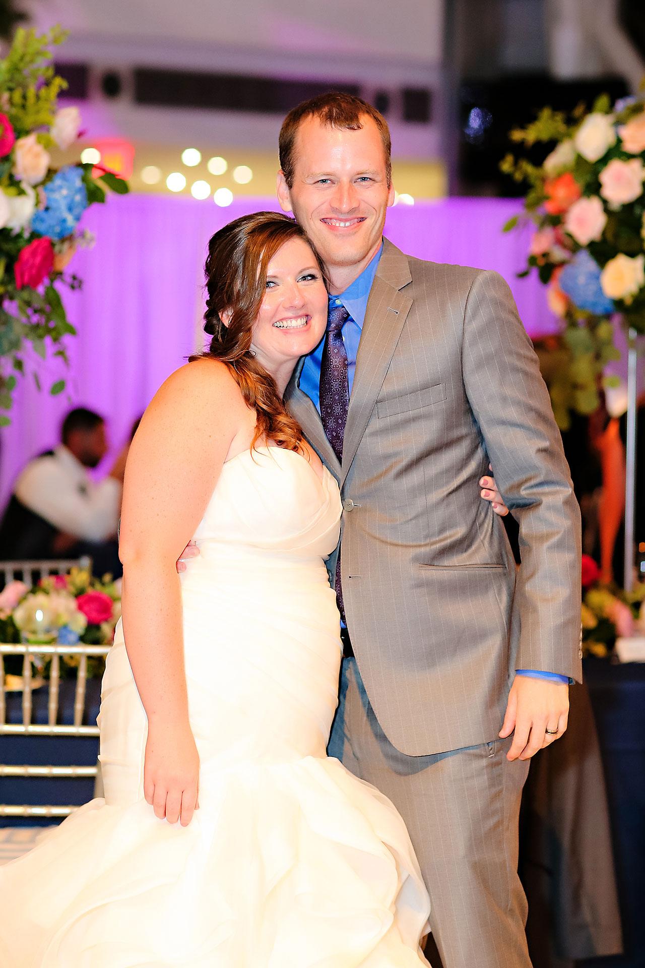 Erin John Artsgarden Indianapolis Wedding 369
