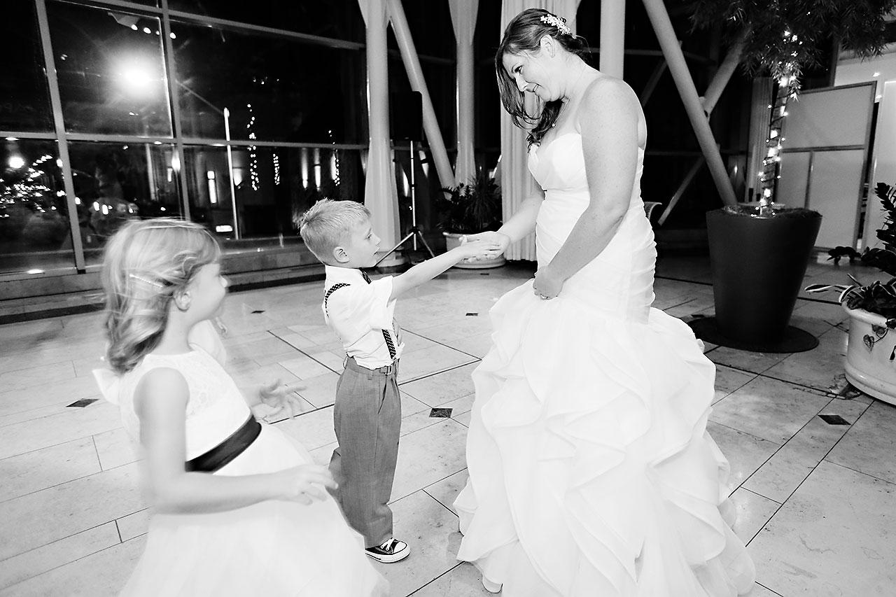 Erin John Artsgarden Indianapolis Wedding 364