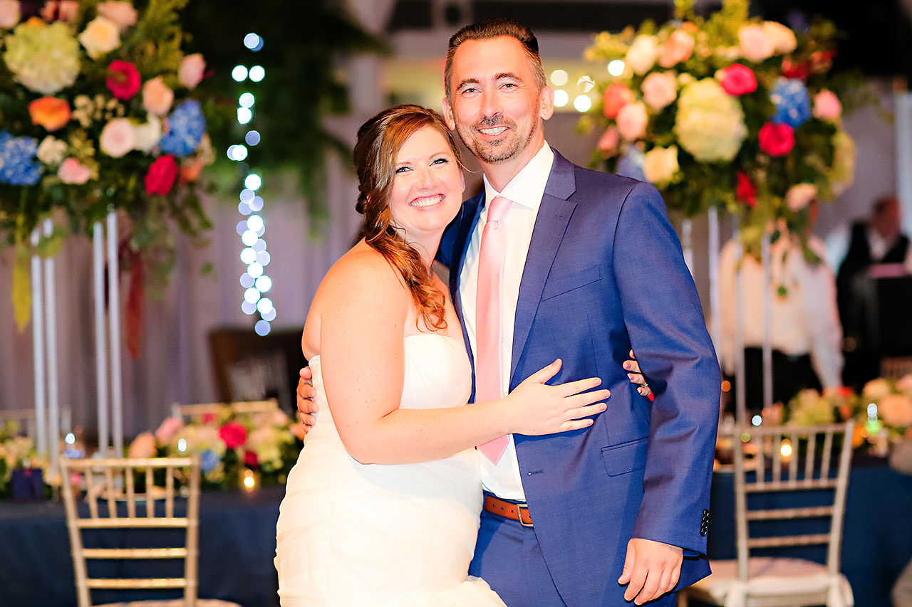 Erin John Artsgarden Indianapolis Wedding 361