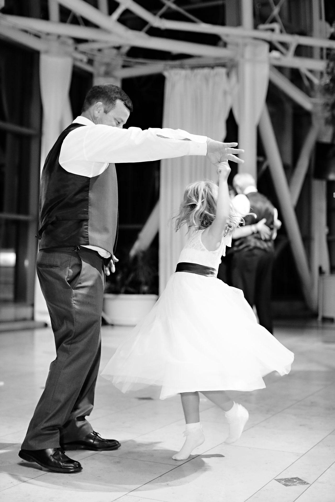 Erin John Artsgarden Indianapolis Wedding 359