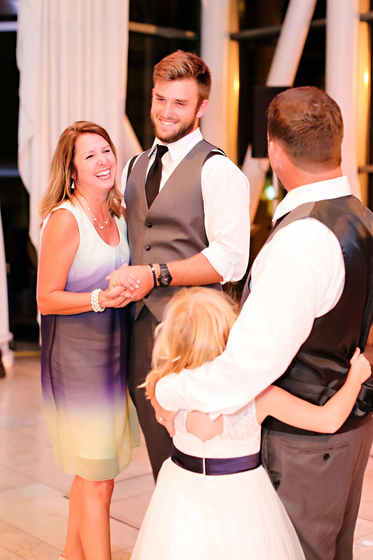 Erin John Artsgarden Indianapolis Wedding 356