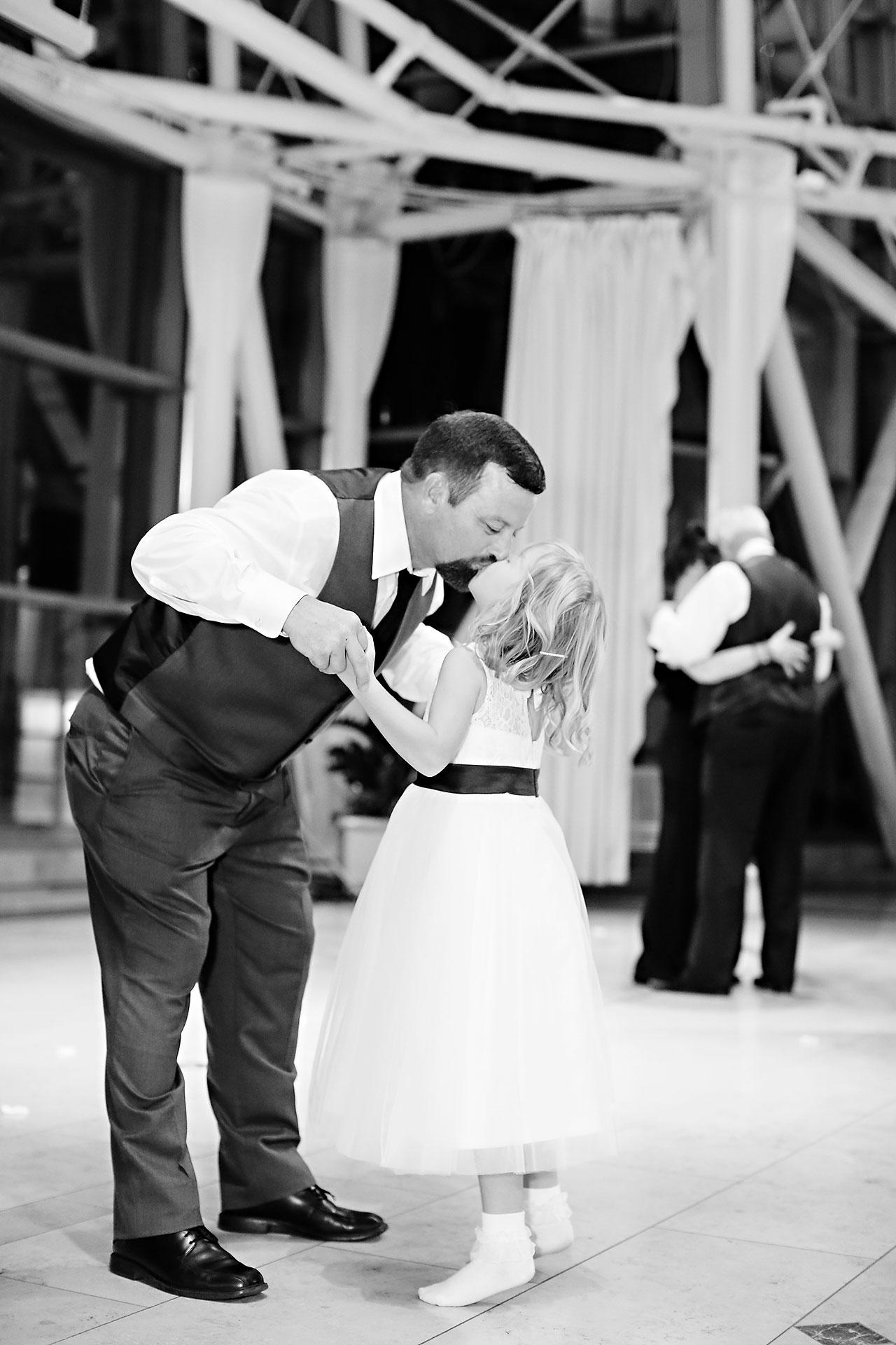 Erin John Artsgarden Indianapolis Wedding 357